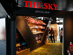 TOKYO TOWER OFFICIAL SHOP THE SKY